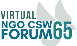 Les activistes anti-MGF étaient présents au Forum des ONG de la CSW65
